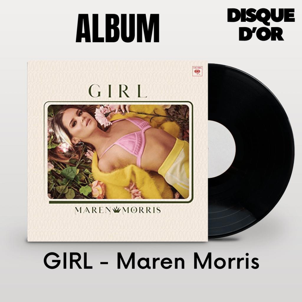 GIRL - Maren Morris