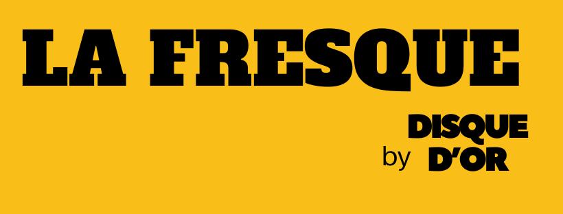LA FRESQUE - DISQUE D'OR musique