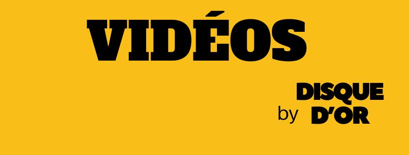 VIDÉOS - DISQUE D'OR musique